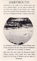 Dartmouth Henry IV Sir Walter Rayleigh History Photo Postcard - $9.99
