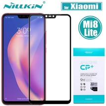 Xiaomi Mi 8 Lite Tempered Glass 2.5D CP+ Full Cover Nano Clear Film M8 /... - $17.05