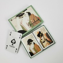 Kitagawa Utamaro Geishas and Courtesans Museum Playing Cards Piatnik MFA... - $24.99