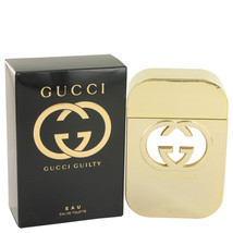 Gucci Guilty Eau by Gucci Eau De Toilette Spray 2.5 oz for Women - $90.95