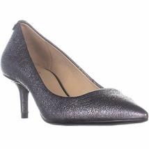 Michael Michael Kors MK-Flex Kitten Pump Shoes Anthracite Size 8.5 - $89.09