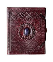 TUZECH Engraved Embossed Leather Diary Leather Journal Collection - More... - $15.68