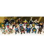 90+ Vintage Playmates Teenage Mutant Ninja Turtles + Villians  (TMNT) Fi... - $396.00