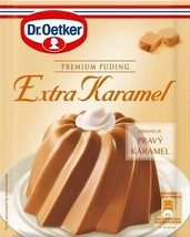 Dr.Oetker Creamy Pudding: EXTRA CARAMEL 3 PACK-FREE US SHIPPING - $8.90