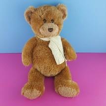 Ty Classic Plush Chauncer Teddy Bear Borders Exclusive 2008 Stuffed Animal  - $22.77