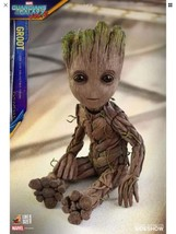 LIFE SIZE BABY GROOT Guardians of the Galaxy Vol 2 Hot Toys 1:1 GOTG_LMS... - $321.75