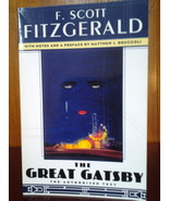The  Great Gatsby, authorized Text, Scribner 1999 PB, Free Freight, VG - $8.75