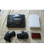 Video Game Console Lot Sega Genesis 1601 Nintendo Wii RVL-001 DS Lite UN... - $26.12