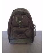 Rolling Backpack for Laptop Extending Handle Wheeled Bag Targus Business... - $74.35