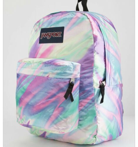 Primary image for Authentic Jansport Superbreak High Stakes Bight Water Backpack School Book Bag