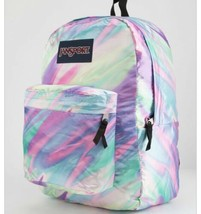 Authentic Jansport Superbreak High Stakes Bight Water Backpack School Bo... - $35.00