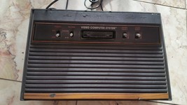 Atari 2600 4 Switch System Replacement Console System Only Tested (NTSC) - $47.52