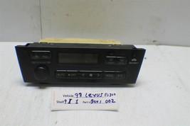 1999 LEXUS ES300 Temp AC Heat Air Climate Control Switch Panel Unit 1 02 9I1 - $11.87