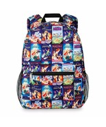 Disney Theme Parks Movies VHS Covers Backpack New 2019 - $109.95