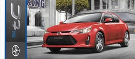 2014 Scion tC sales brochure catalog folder US 14 Toyota - $6.00