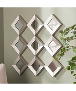 Metal-Wall-Sculpture-Contemporary-Art-Home-Deco... - $128.65