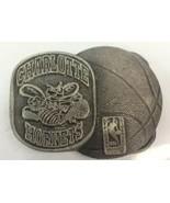 Vintage 1994 Charlotte Hornets NBA Belt Buckle Official USA 2234 - $28.04