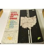Complete City Maps Of Ohio 1990 - $9.49