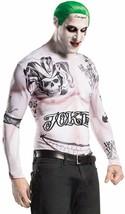 Rubies Joker Set Suicide Truppe Dc Comics Adult Herren Halloween Kostüm ... - $44.10