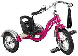 """Schwinn Roadster Tricycle, 12"""" wheel size, Trike Kids Bike Hot Bright Pink - $117.21"""