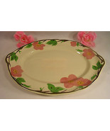 "New In Box Franciscan Desert Rose 14 "" x 10"" Oval Serving Platter Meat  ... - $22.99"