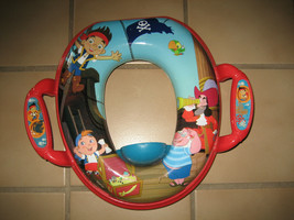 Jake And The Never Land Pirates Potty Ring - $10.99