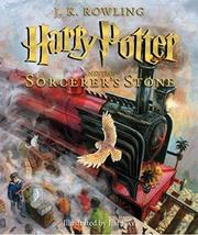 Harry Potter and the Sorcerer's Stone: The Illustrated Edition (Harry Potter, Bo image 1