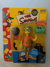 Simpsons Resort Smithers MOC Interactive Figure Toy Series 10 Playmates - $19.79