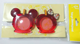 DISNEY SUNGLASSES TOKYO DISNEY LAND DHIP & DALE CHIP AND DALE APPLE Hall... - $36.45