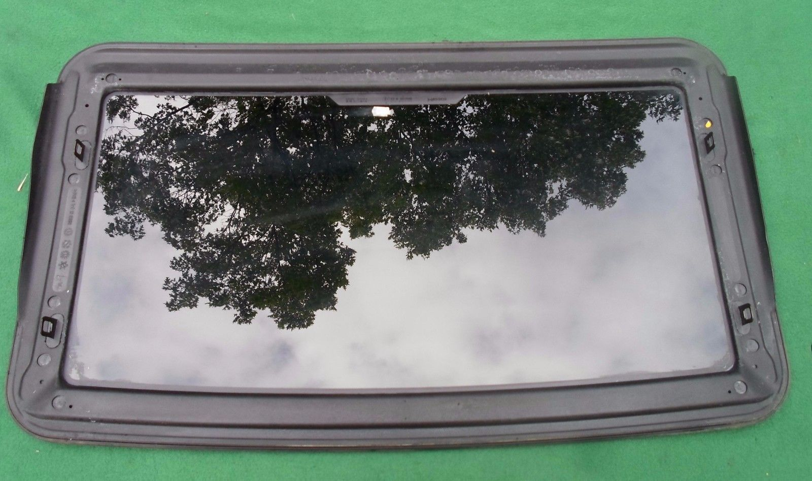 2004 JAGUAR XJ8 OEM SUNROOF GLASS NO ACCIDENT YEAR SPECIFIC FREE SHIPPING!