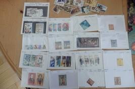 H23 Malta stamps 1984 #643-46 1922 #107 1910 #29 1986 #682-685 1975 #491... - $11.63
