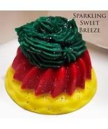 fruit loop bundt cake wax melts handmade hand poured strong scented soy melts - €5,54 EUR