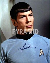 LEONARD NIMOY Authentic Autographed Hand Signed Photo w/ COA- 10247 - $145.00