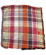 Handmade vintage Persian Ardabil kilim bag 2.5' x 2.6' (77cm x 80cm) 1950s - $290.00