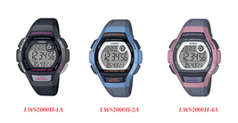 Casio LWS2000H-1A / LWS2000H-2A / LWS2000H-4A Youth Series Sports Digita... - $34.65+