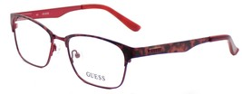 GUESS GU2470 RD Women's Eyeglasses Frames 53-17-135 Red + CASE - $43.36
