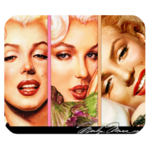 Mouse Pads Marilyn Monroe Actress Singer Sexy Girl In Beautiful Anime Mousepads - $6.00