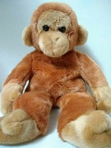 "1998 TY BEANIE BUDDY COLLECTION 15"" BONGO THE MONKEY No Tag - $6.53"