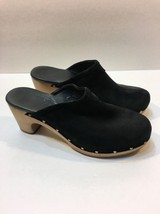 Women's Ugg Black Mule Slides Sz 8 - $1.132,86 MXN