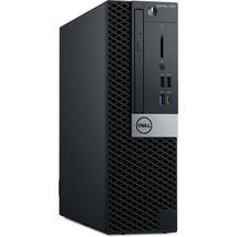 Dell Optiplex 7070 Sff Computer, i7-9700, 8GB DDR4, 1TB Hdd, Win10 P, Dvdrw - $1,159.99