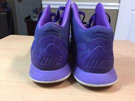Basketball medium NIKE Sz Purple Hyperquickness 13 High Sneaker Shoes Top wnAXFq7x