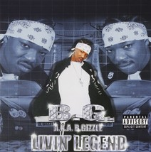 Livin Legend Extra tracks BG  Format: Audio CD - $15.99