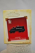Hallmark Lionel B6 Tender - Scale Train Collector Series Ornament - $10.48