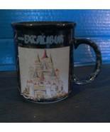 EXCALIBUR COFFEE MUG black marble HOTEL CASINO - LAS VEGAS RARE collecti... - $22.75