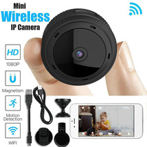 Nanny Camera Wireless WIFI Small CAM Mini Night Vision Micro DVR Video R... - $42.40