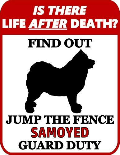 Primary image for Top Shelf Novelties is There Life After Death? Find Out Jump The Fence Samoyed G