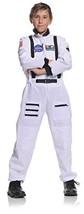 Underwraps Children's Astronaut Costume - White, Medium 6-8 - £29.16 GBP