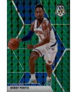 2019-20 Panini Mosaic Green #111 Bobby Portis Knicks - $2.95