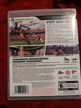 NCAA Football 10 (Sony PlayStation 3, 2009) EA Sports PS3 College Utah B... - $3.00