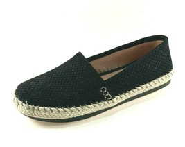 Adam Tucker by Me too Remi 14 Black Suede Leather Moc Flats - €74,05 EUR
